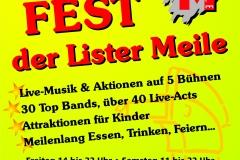 Lister Meile Fest 2012