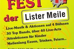 Lister Meile Fest 2014
