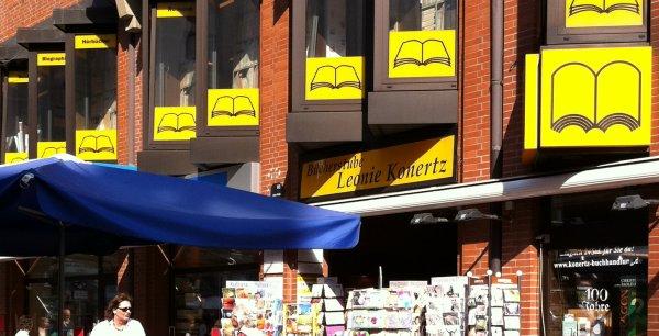 Buchhandlung Konertz